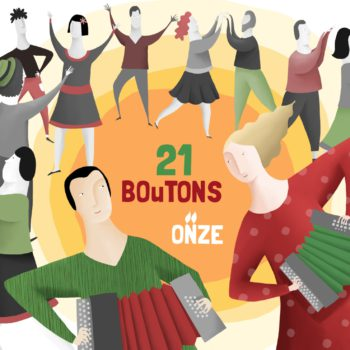 Cd ONZE - BOuTONS