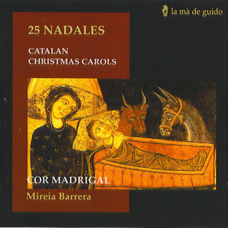 Cor Madrigal, 25 nadales