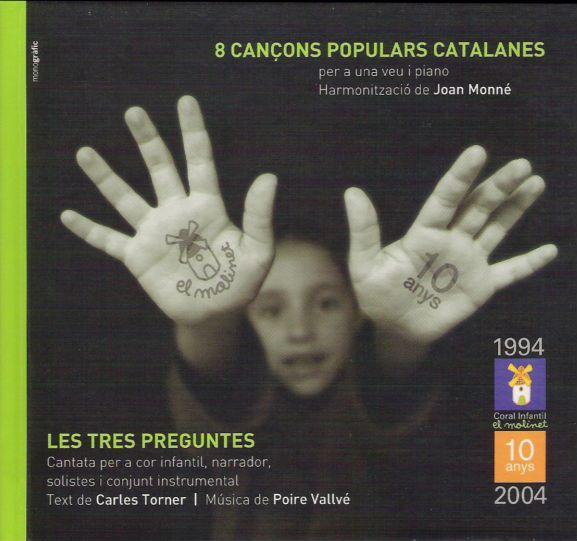 8 cançons populars catalanes, El Molinet