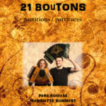 21 BOuTONS 1st tune book, Pere Romaní