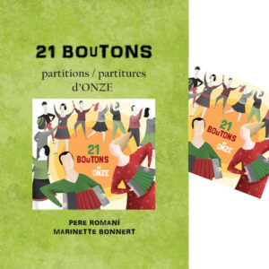 cd + llibre de partitures d'ONZE